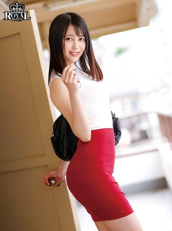 「初めてが私なんかで良いの?」隣に引っ越してきた長身スレンダー美女 栗山絵麻