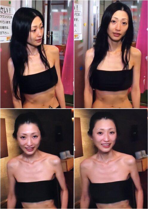 【画像】壇蜜さん、ガリガリになる